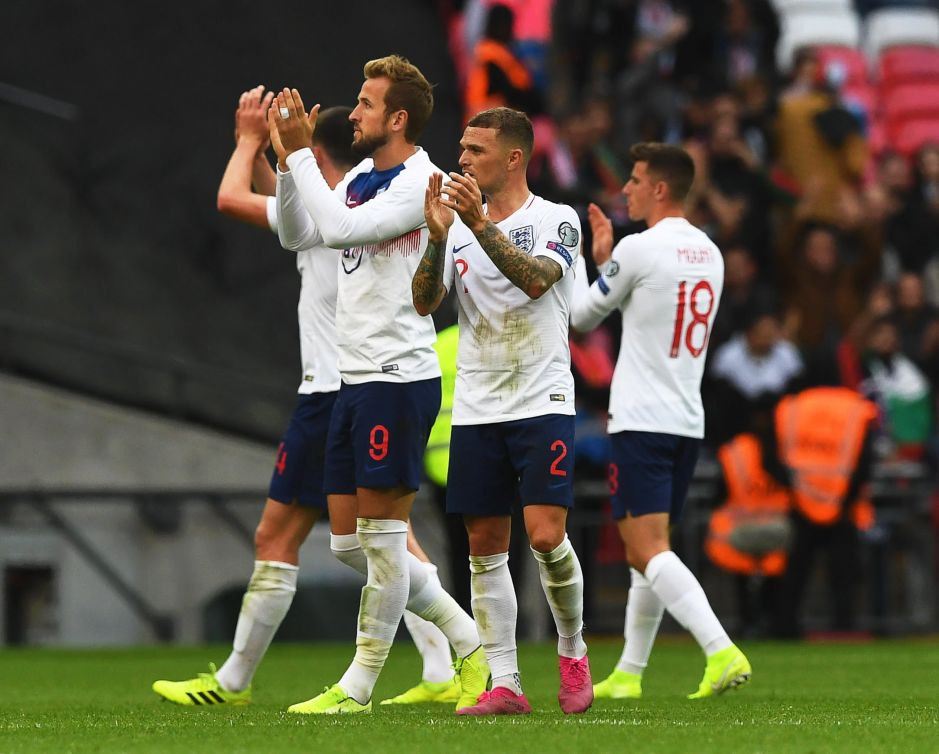 Rumbo a la Euro 2020: Inglaterra destruyó a Bulgaria de la mano de Harry Kane