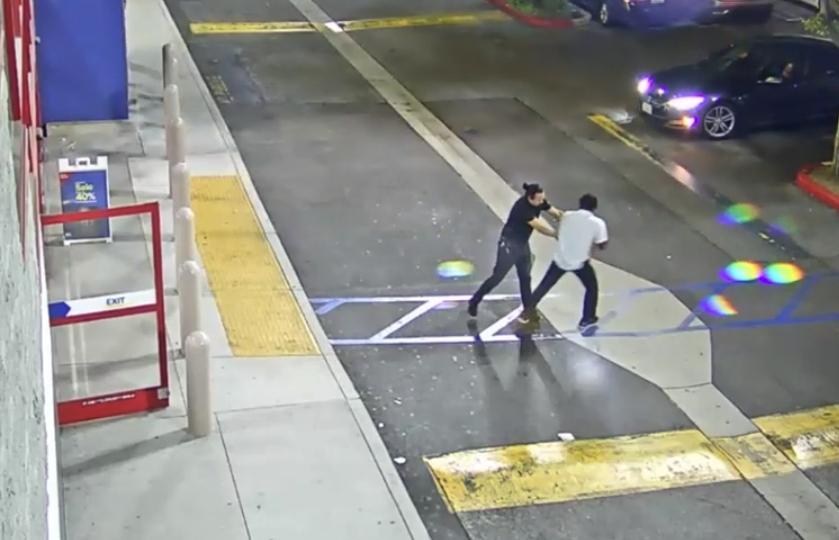 Video: Buscan a sospechoso de robo en tienda de electrónicos en Los Ángeles
