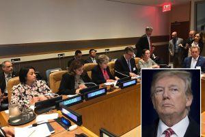 "México propina a Trump ""bofetada con guante blanco"" y logra apoyo mundial para Plan en Centroamérica"