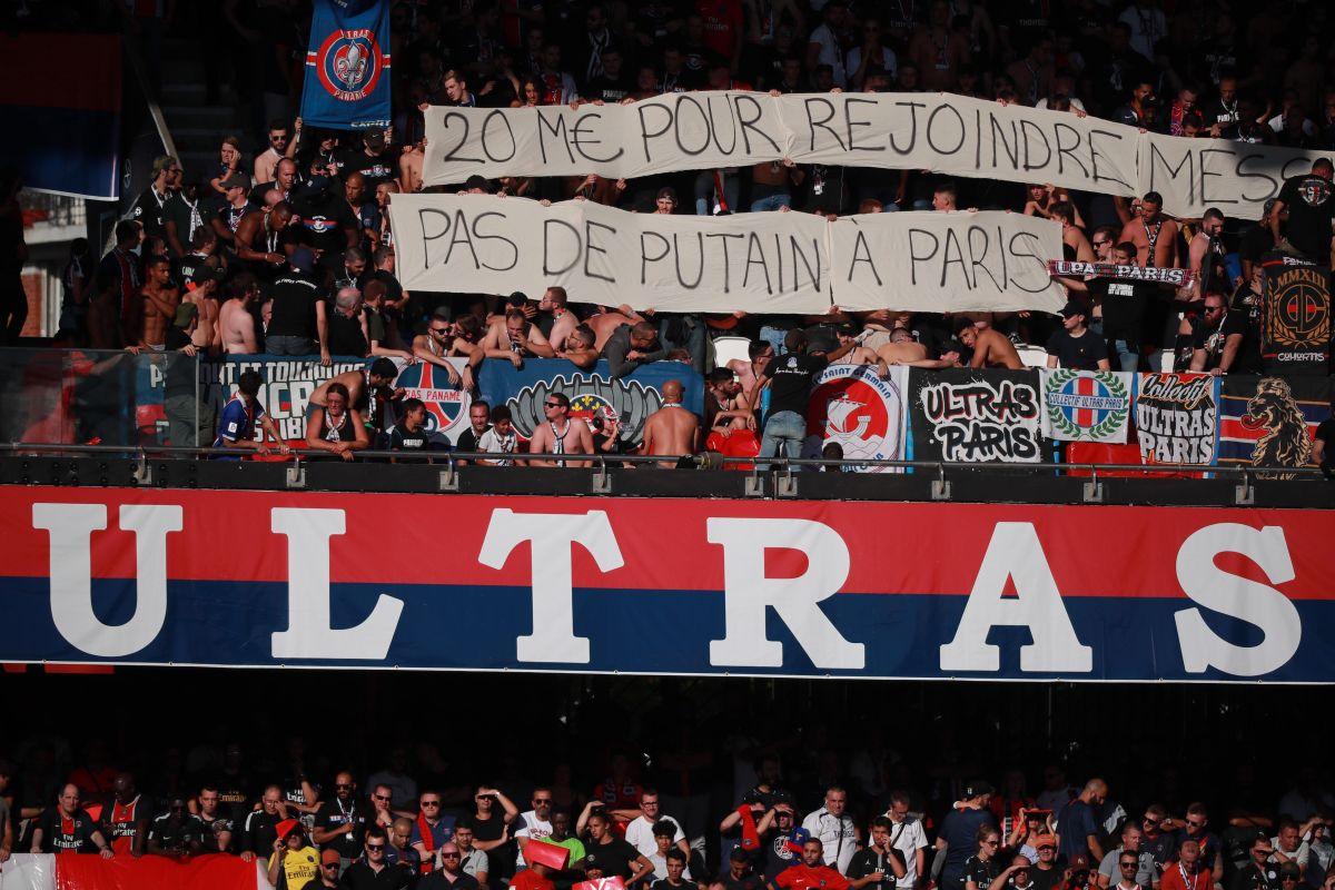 ¿Qué esperaban? La afición recibió con insultos y abucheos a Neymar en su regreso al PSG