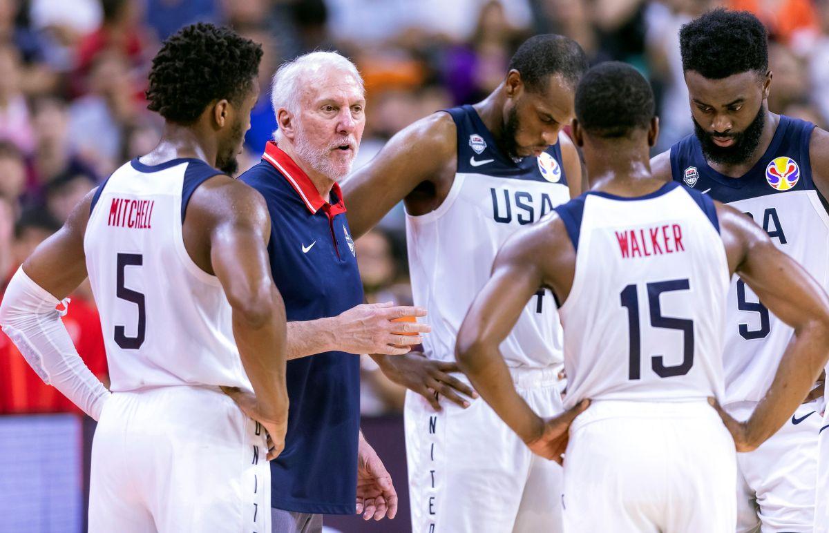 El fracaso anunciado: EEUU perdió ante Francia y quedó fuera del mundial de baloncesto