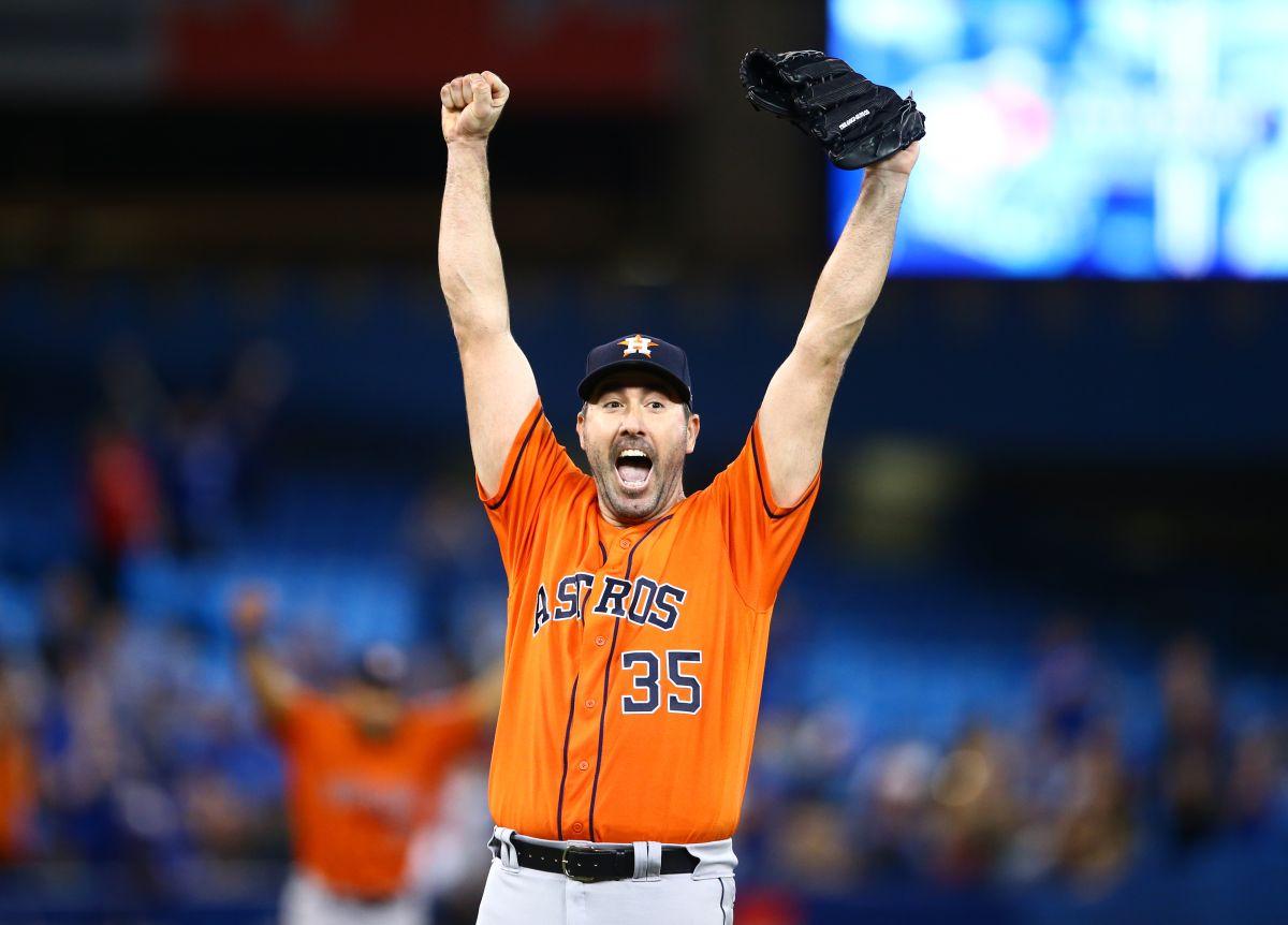 Sin hit ni carrera: Justin Verlander lanzó su tercer juego perfecto en la victoria de los Astros de Houston