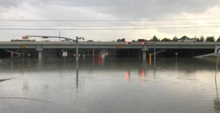 HOUSTON: Autoridades confirman la primera fatalidad relacionada con tormenta Imelda