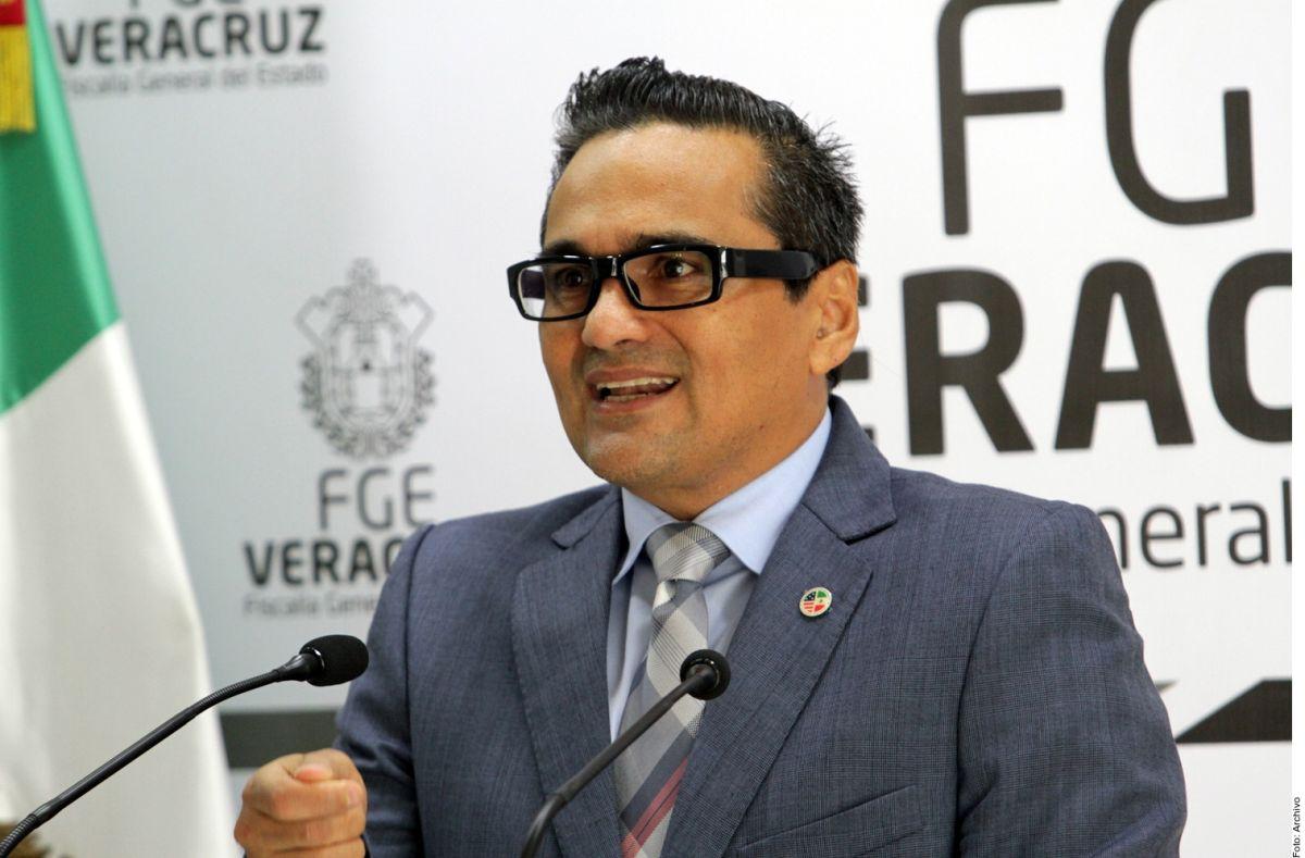 Libran orden de aprehensión contra Jorge Winckler, exfiscal de Veracruz