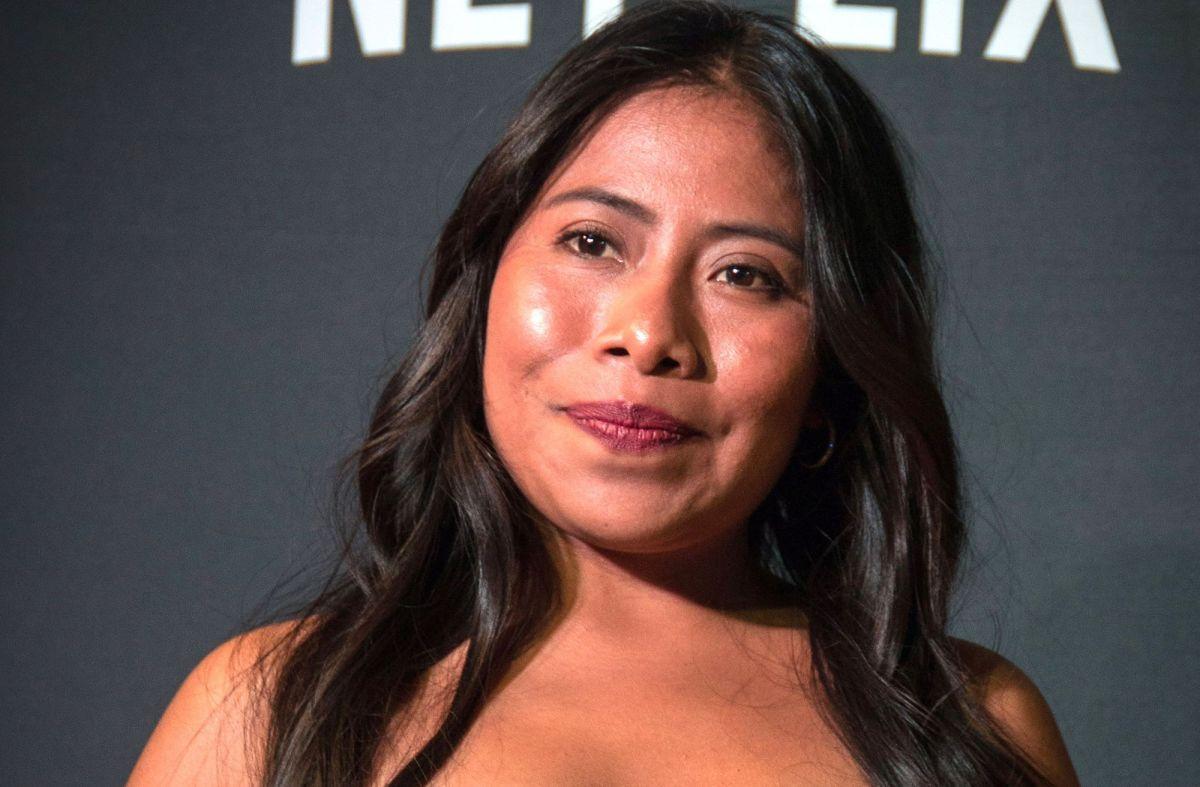 """Yalitza Aparicio está feliz con el chisme que la señala como la protagonista de """"Pocahontas"""""""