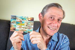 Recibe una carta enviada por él mismo hace 28 años, la increíble historia ya es viral