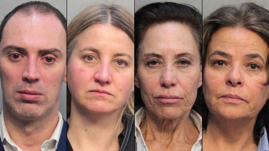 Arrestan en Miami a auxiliares de vuelo de American Airlines por lavado de dinero