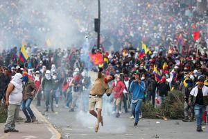 Crisis en Ecuador: el histórico poder de los grupos indígenas (y qué buscan con la gran marcha de este miércoles en Quito)