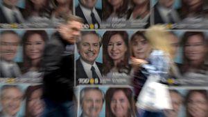 Retorno de los muchachos peronistas en la Argentina