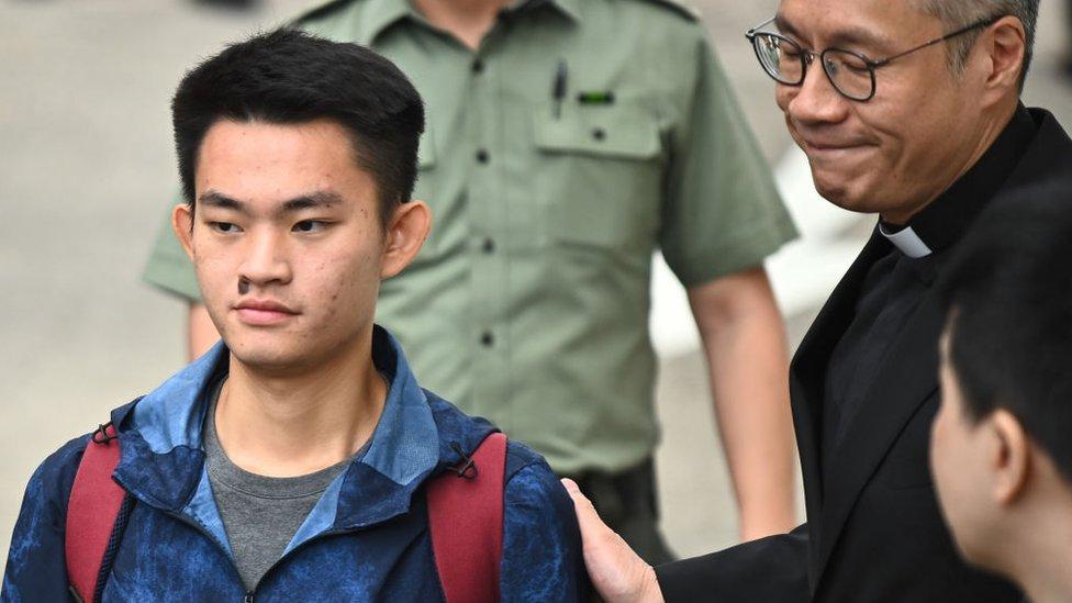 Quién es Chan Tong-kai, el sospechoso del brutal crimen tras la ley de extradición que desencadenó protestas