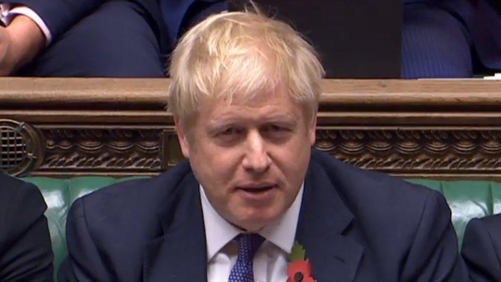 Brexit: nuevo revés a Boris Johnson, parlamento británico rechaza la convocatoria de elecciones