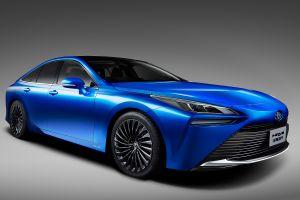 Olvida los vehículos eléctricos: Toyota quiere impulsar sus autos con hidrógeno