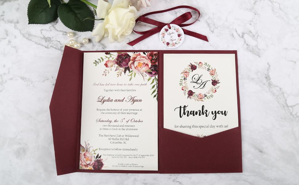 5 estilos de tarjetas de invitación elegantes y modernas para tu boda sin gastar mucho dinero