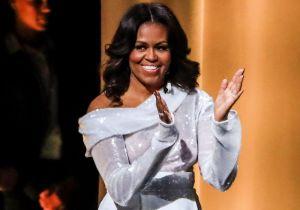 Hasta Michelle Obama está siguiendo el drama de Harry y Meghan con la familia real británica