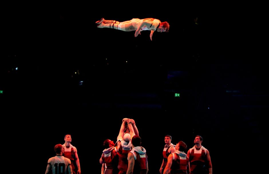 VIDEO: Así será el espectacular show de Messi en el Cirque du Soleil