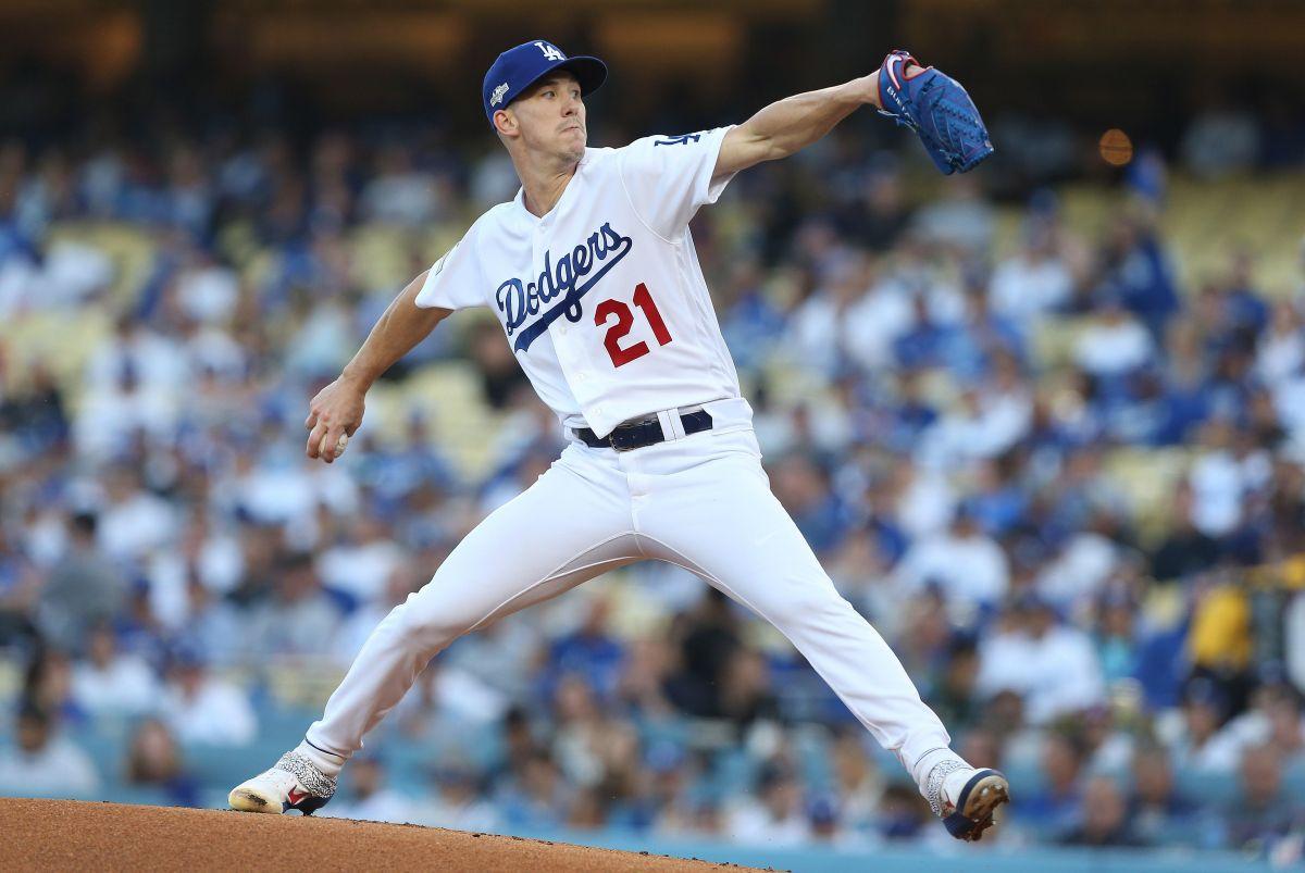 Los Dodgers pegan primero y pegan fuerte