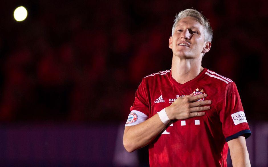 Adiós a Bastian Schweinsteiger