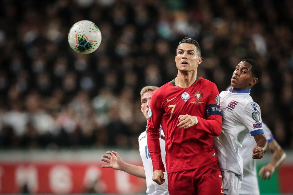 """El estadio del Sporting de Lisboa podría llamarse """"CR7 Arena"""" o """"Estadio Cristiano Ronaldo"""""""