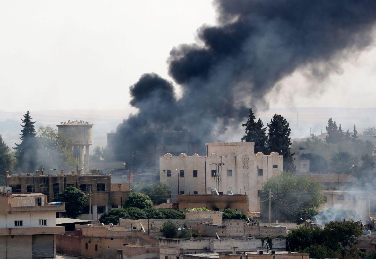 Miles de militantes de ISIS escapan en Siria. Consecuencia del retiro de tropas de Estados Unidos