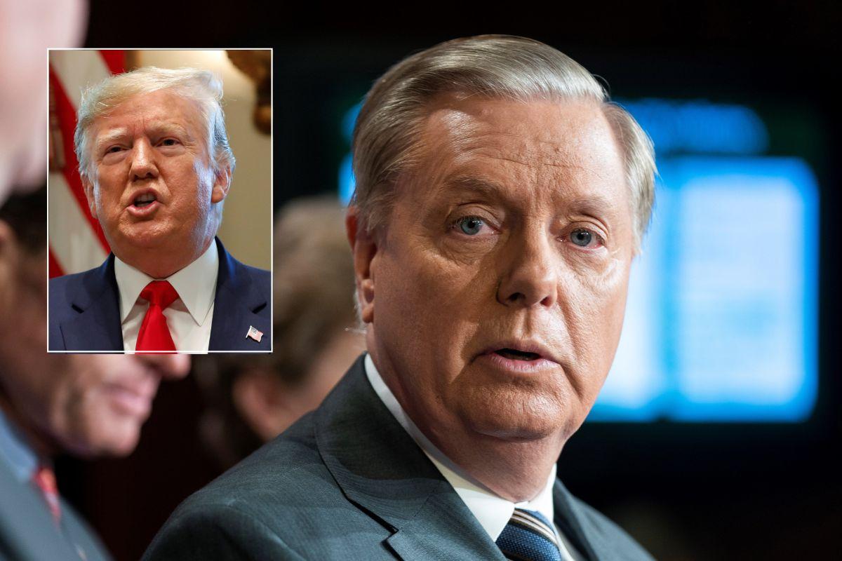 Dos senadores republicanos podrían apoyar el proceso que sacaría a Trump de la presidencia