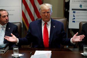 Trump compara juicio político con un linchamiento. Estalla polémica racial