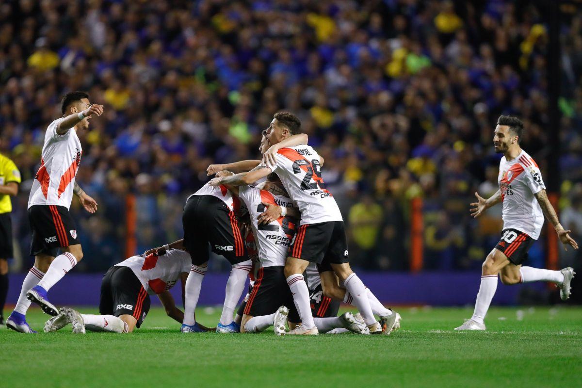 ¿Y Boquita? River Plate, los volvió a dejar sin título de Copa Libertadores
