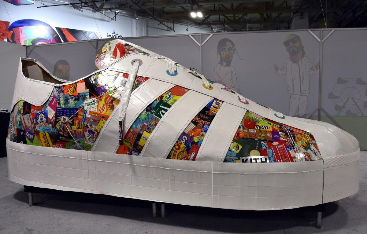 Fotos: Llega a LA Sneakertopia, el paraíso para amantes del calzado deportivo