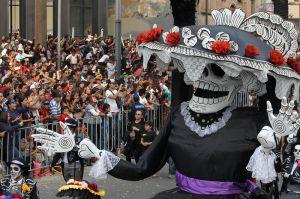 FOTOS: México celebró su Desfile del Día de Muertos, asistieron 2.6 millones de personas