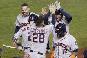 Acusan a los Astros de haber hecho trampa en 2017 año en que ganaron la Serie Mundial a los Dodgers