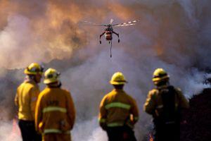 El trabajo aumenta, pero los recursos no en las estaciones de bomberos de LA