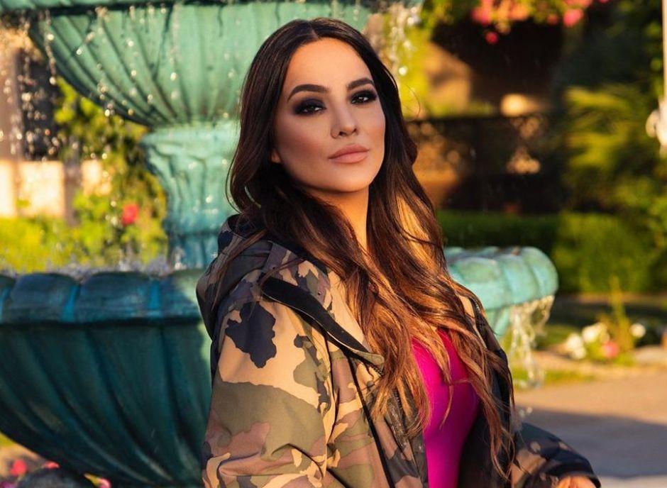 Mayeli Alonso, ex de Lupillo Rivera, presume su gran belleza de espaldas