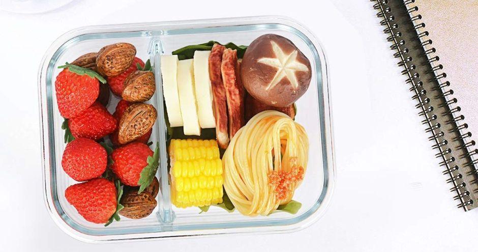 Los 5 mejores recipientes para llevar tu comida al trabajo y ahorrar dinero en el almuerzo
