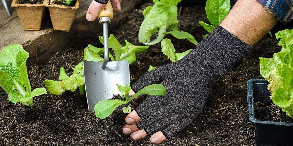 4 guantes de compresión para aliviar los dolores de artritis