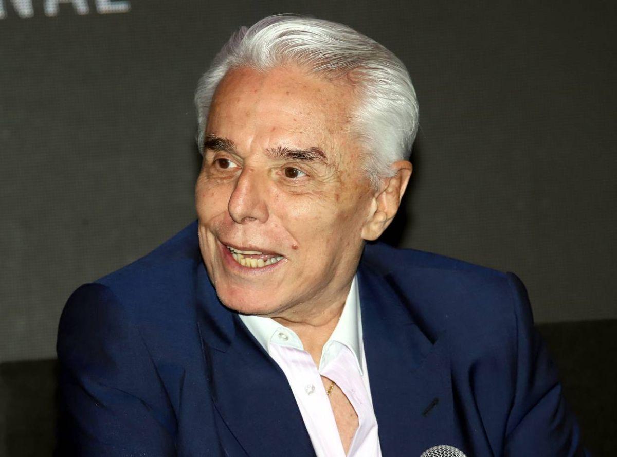 Enrique Guzmán ya no intentará acercarse a su nieta Frida Sofía