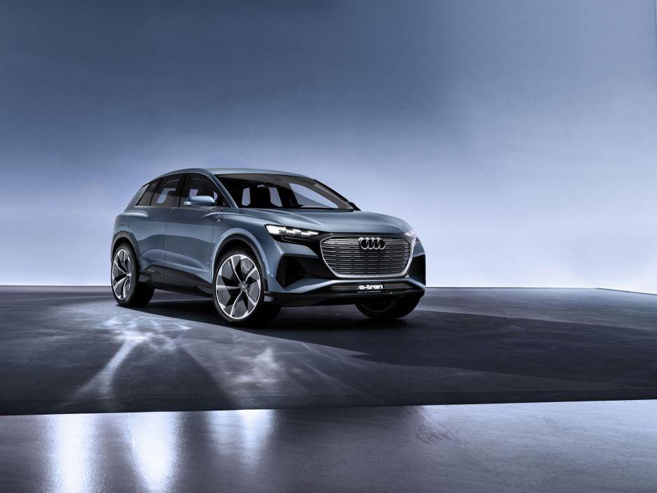 Conoce el lujoso EV Audi Q4 e-tron