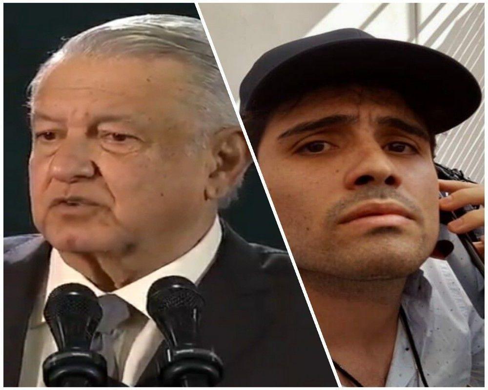 """""""Yo no estaba informado"""", dijo AMLO sobre operativo contra Ovidio Guzmán. hijo de """"El Chapo"""""""
