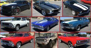 Las 5 autos que se vendieron en la subasta del fraude de Washington