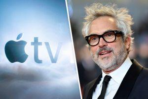 Alfonso Cuarón firma acuerdo con Apple TV+ para producir series de televisión