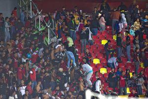 ¡Emergencia en el Estadio Morelos! Aficionado sufre infarto durante el partido entre Morelia-Xolos de la Copa MX