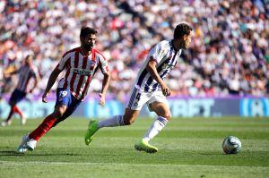No se hicieron daño: El Atlético se atascó en Valladolid y se alejó de la punta en la Liga