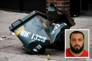 Por disparos a policías aumentan sentencia a terrorista solitario de Nueva York