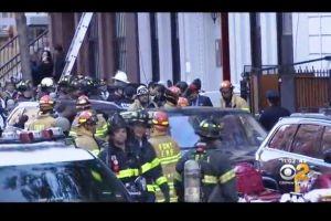 3 muertos en trágica pelea entre vecinos: homicidio, suicidio e incendio en Nueva York
