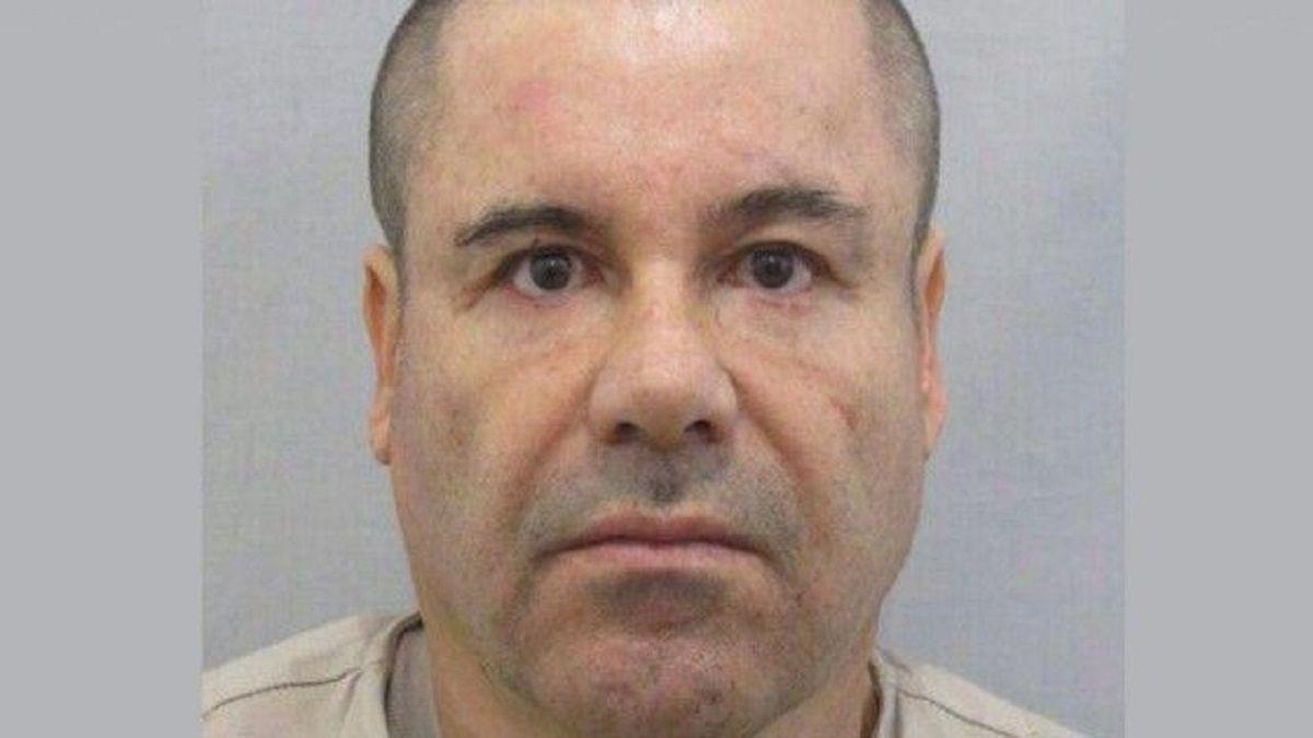 """Joaquín """"El Chapo"""" Guzmán."""