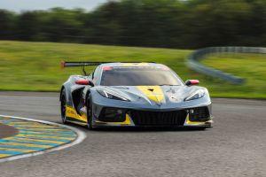 Chevrolet pondrá su nuevo Corvette Stingray a competir