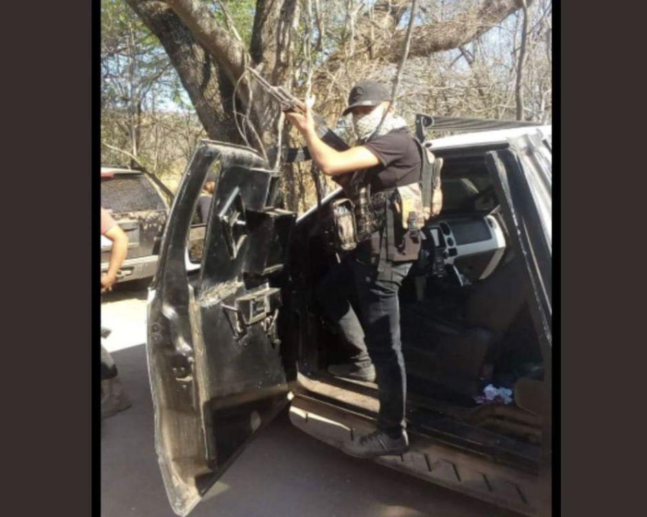 CJNG deja brutal mensaje y descuartizado en zona del Triángulo del Huachicol