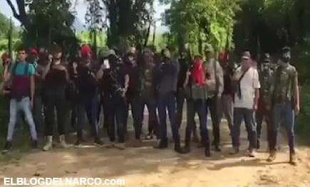 """CJNG lanza fuerte advertencia a """"Los Viagras"""", en pleno toque de queda en Guerrero"""
