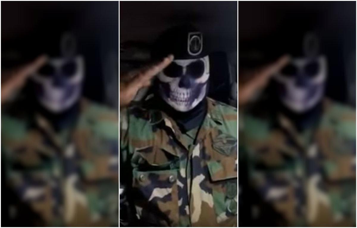 El militar exige respuesta del gobierno mexicano.