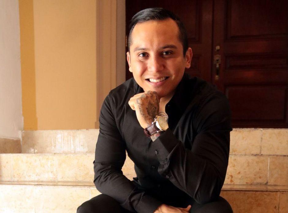 Edwin Luna revela su pasado como vendedor en un mercado