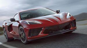 El primer ejemplar del nuevo Chevrolet Corvette Stingray 2020 será vendido en millones