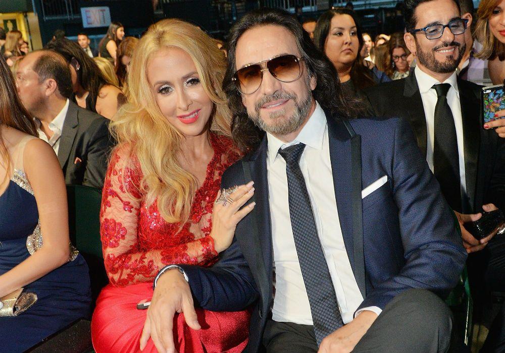 Cristy Solís y su esposo, Marco Antonio Solís